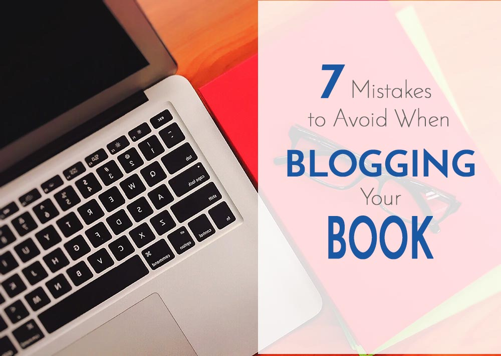 blogging your book