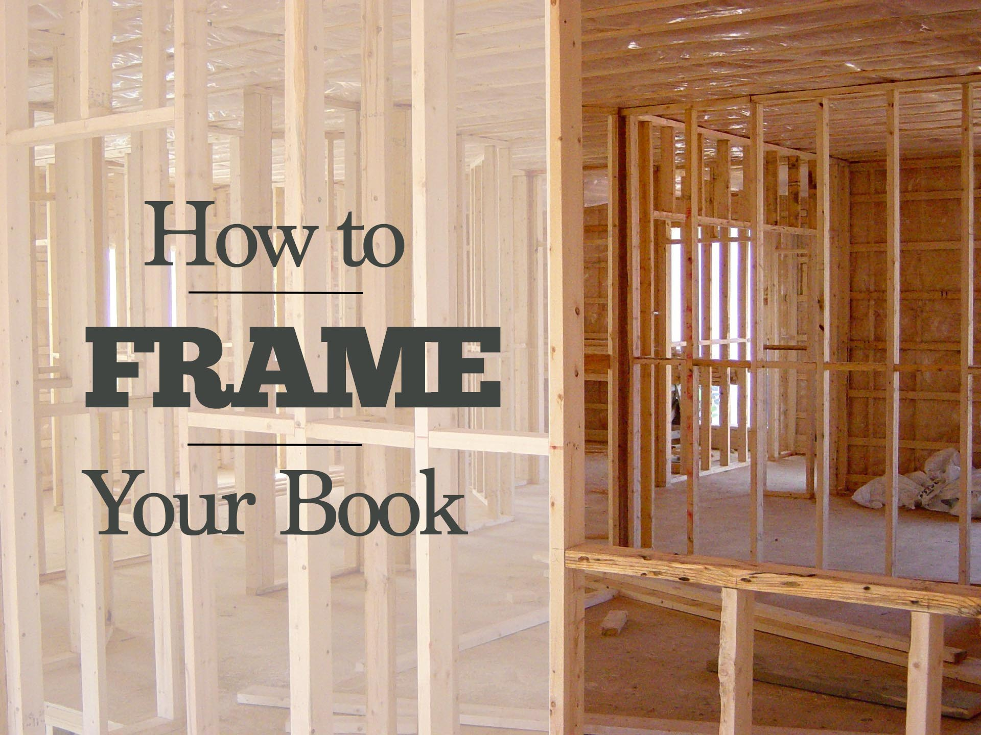 frame your book