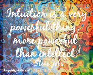 Quote about intuition
